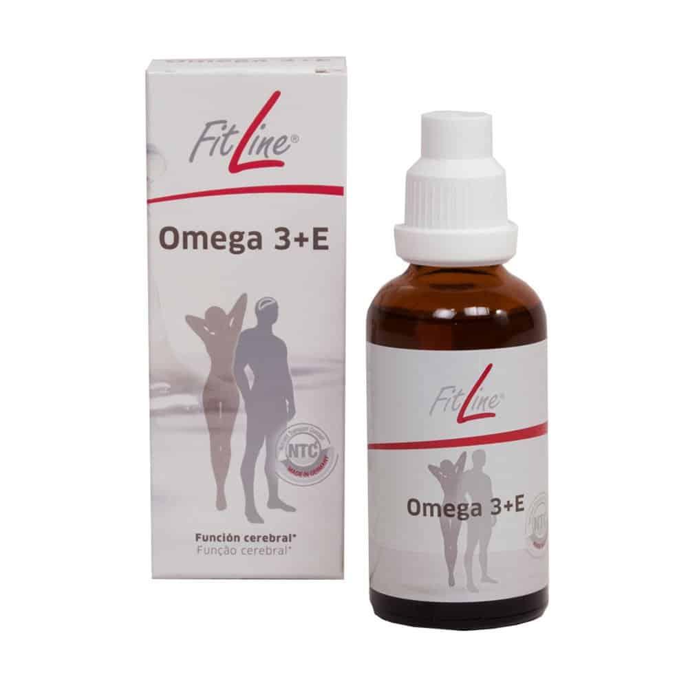 Fitline Omega 3+E