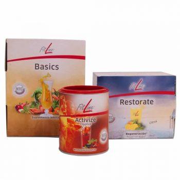 kit nutricional de fitline