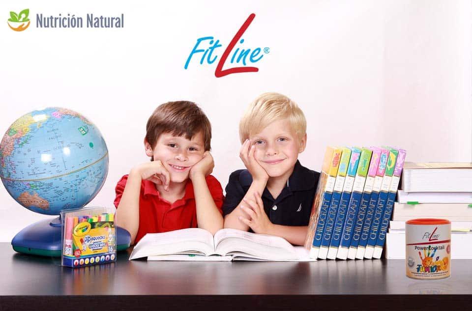 Fitline para niños